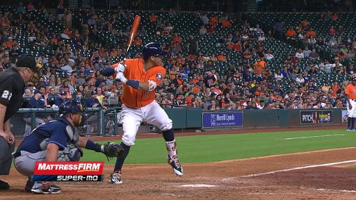 Correa and Gattis go back-to-back for the win