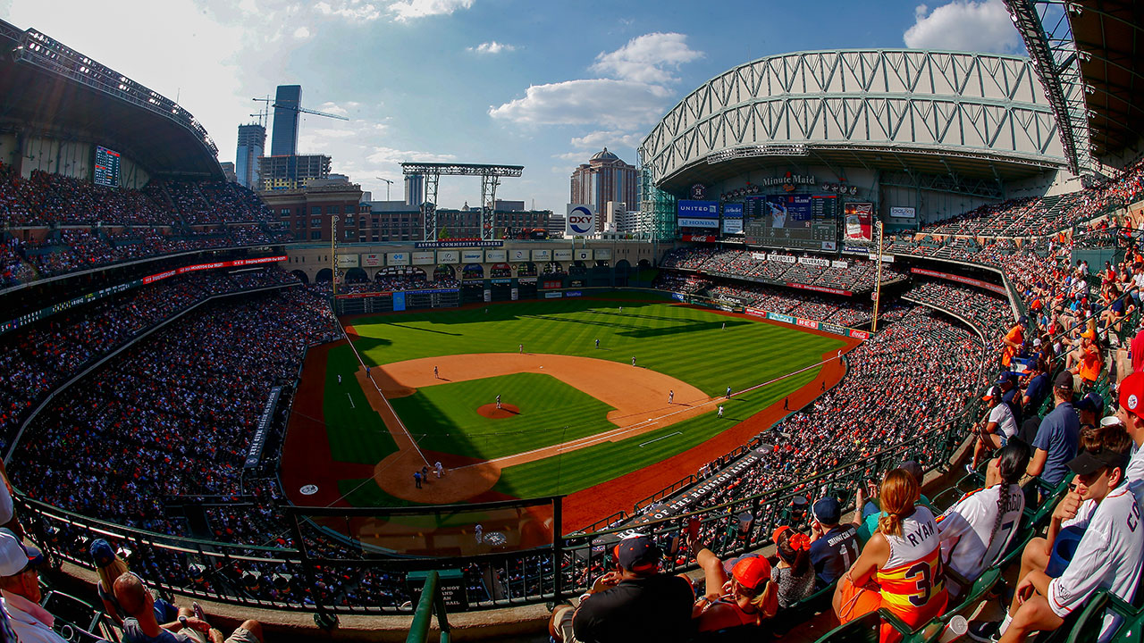 Astros to expand netting at Minute Maid Park