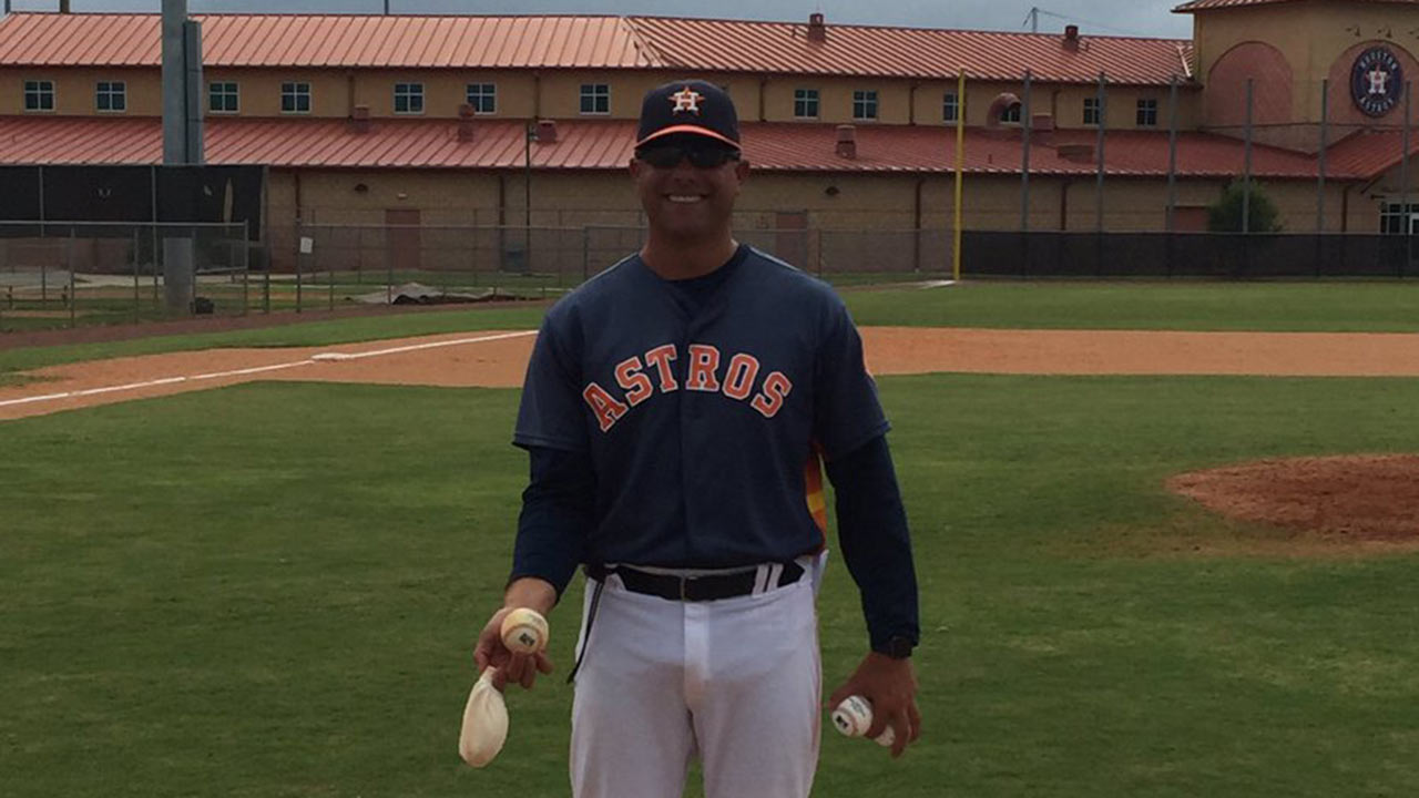Astros bid farewell to Kissimmee after instructs